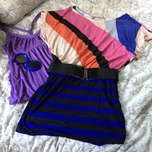 Mossimo Supply Co. Dresses - Fun and Funky Dress Bundle